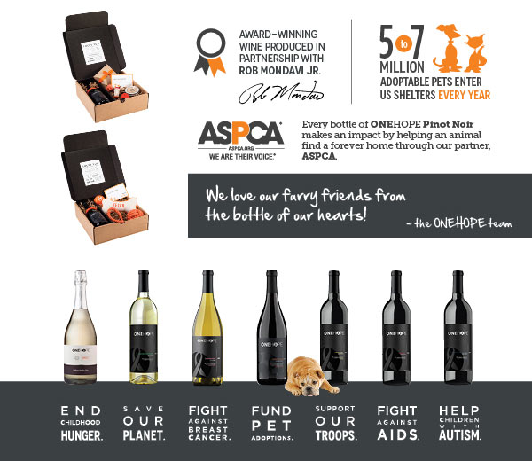 The All New Pinot for Paws Gift Sets Are Here!