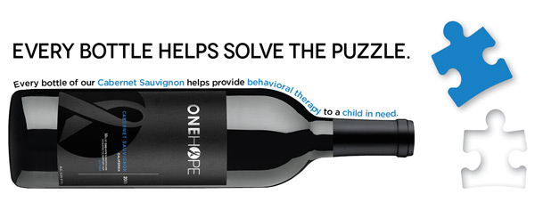 April is Autism Awareness Month - Every Bottle Helps Solve the Puzzle